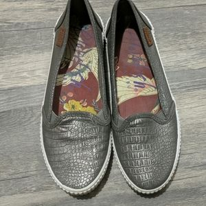 Blowfish snakeskin shoes